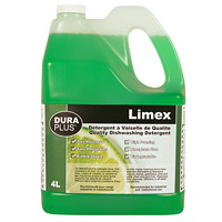 Dura Plus Limex Liquid Dish Soap, 4L