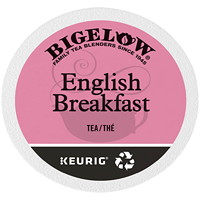 Bigelow Single-Serve Tea K-Cup Pods, English Breakfast Tea, 24/BX