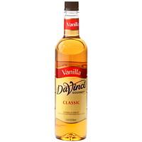 Da Vinci Gourmet Flavoured Syrup, Classic Vanilla, 750 mL