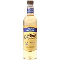 Da Vinci Gourmet Flavoured Syrup, Hazelnut, Sugar Free, 750 mL