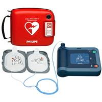 Défibrillateur semi-automatique HeartStart FRx Philips, anglais