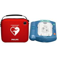 Défibrillateur semi-automatique HeartStart OnSite Philips, anglais