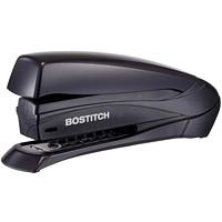 Bostitch Inspire 20 Half Strip Desktop Stapler, Black, 20 Sheet Capacity