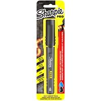 Sharpie Pro Felt-Tip Permanent Marker, Black, Fine Tip
