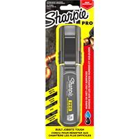 Sharpie Pro Felt-Tip Permanent Marker, Black, XL Chisel Tip