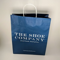 Victoria, BC Only - The Shoe Company LG Paper Bag