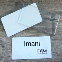 DSW NAME BADGE - FR