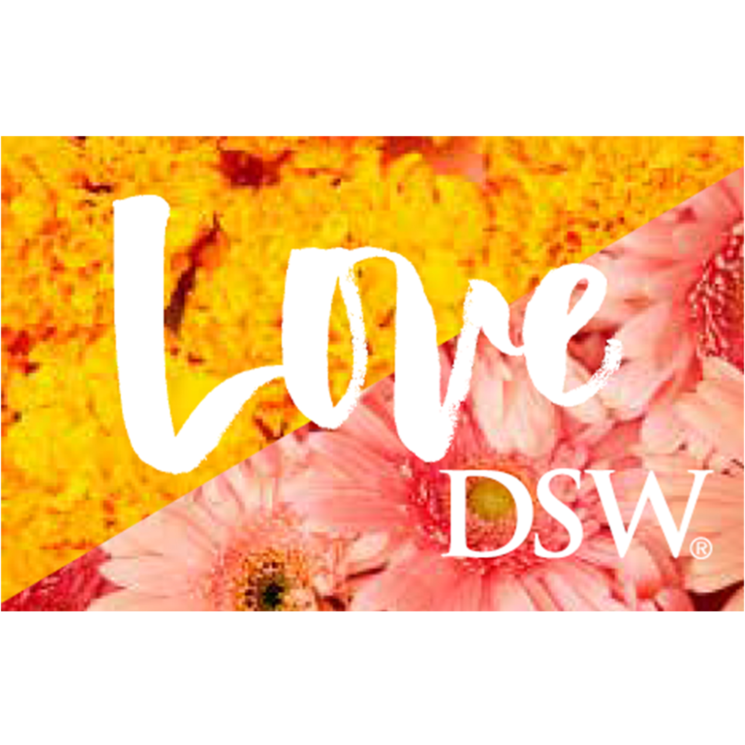 DSW - Love GC, 1 Pk = 20, Discontinued