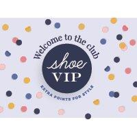 SCSW SHOE VIP, welcome brouchure with $10 off card, 1 PK = 25, FR