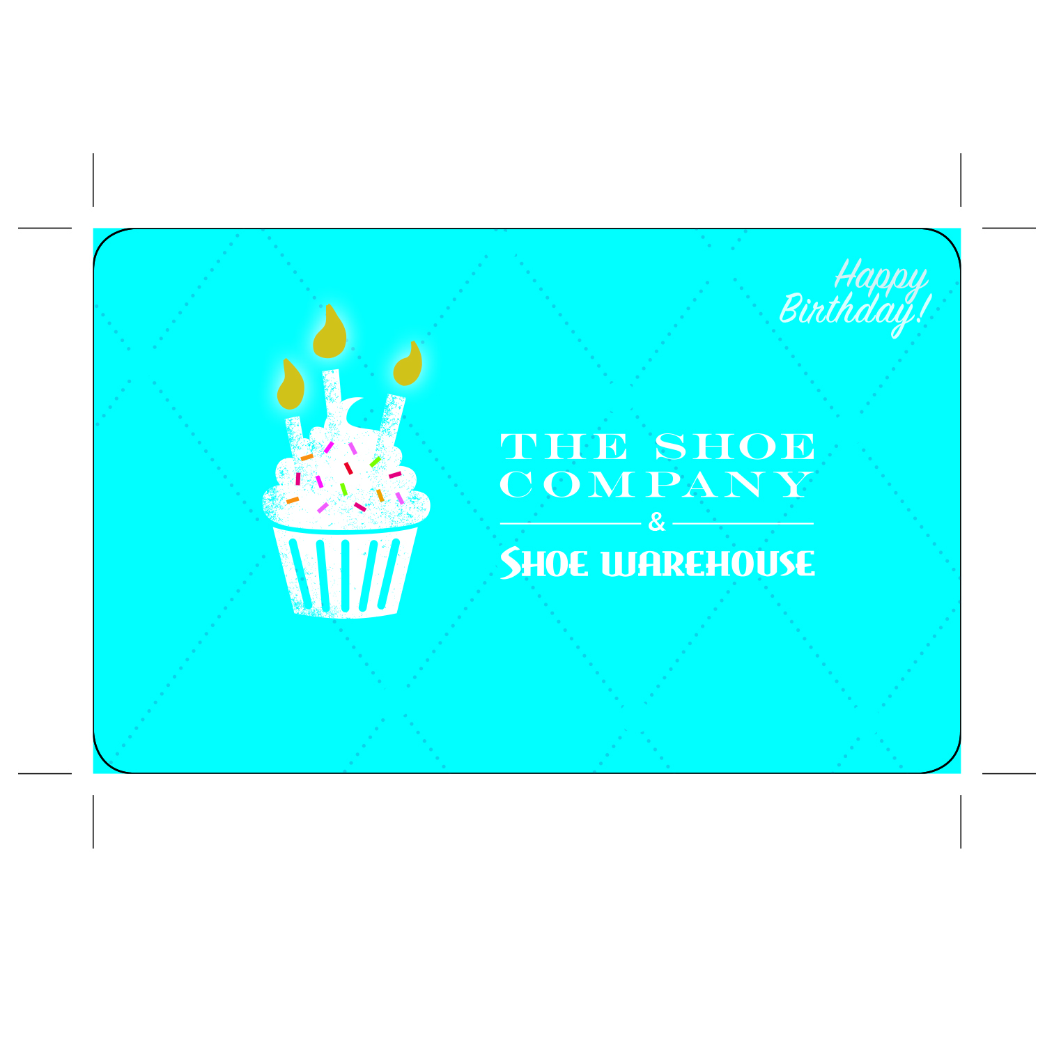 SC/SW Gift Card - Happy Birthday, 1 pk=20 - FR