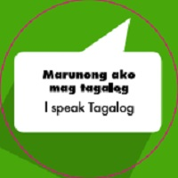 LANGUAGE BUTTONS- TAGALOG
