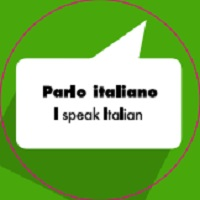 LANGUAGE BUTTONS- ITALIAN