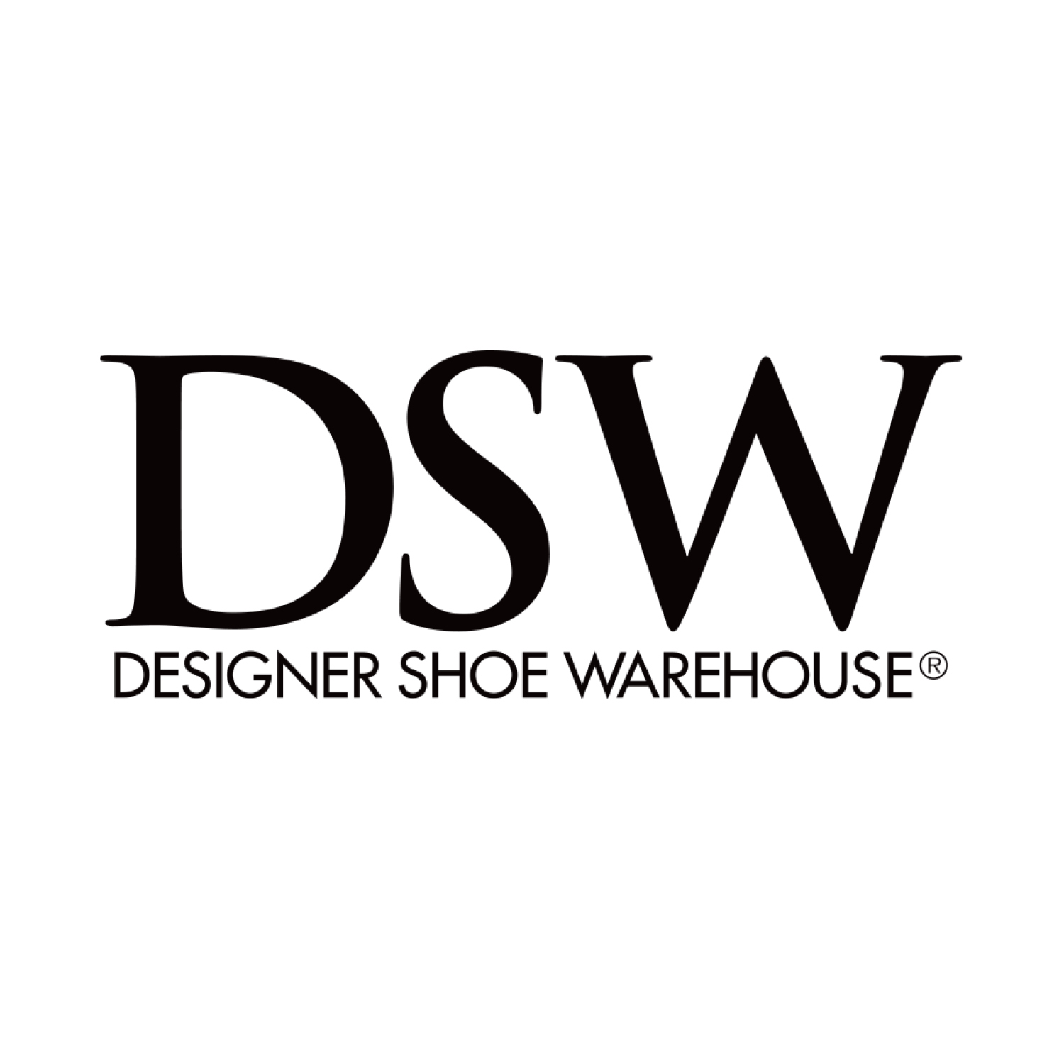 DSW Menu Sign - Up to X % off - FR