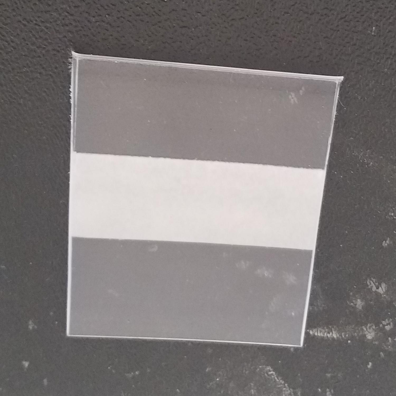 DR Bin Drawer Label Holder  - FR