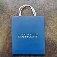 SC Gift Card Carrier Shopper, blue & white, 1 pk = 20, FR