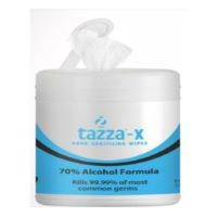 Tazza Disinfecting Wipes for Cart Wipe Stand-FR