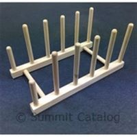 Wood Plate Holder (SPC) - FR