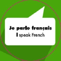 LANGUAGE BUTTONS - FRENCH