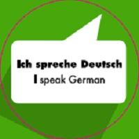 LANGUAGE BUTTONS- GERMAN