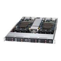 Supermicro SuperServer 1027TR-TF - Montable sur rack - pas de processeur - 0 Go
