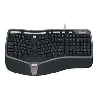 Microsoft Natural Ergonomic Keyboard 4000 - clavier - anglais canadien (Anglais)