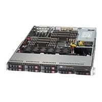Supermicro SuperServer 1027R-73DAF - Montable sur rack - pas de processeur - 0 Go