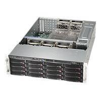Supermicro SC836 TQ-R500B - rack-mountable - 3U WRM