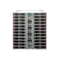 HPE Apollo k6000 - rack-mountable - 12U - up to 24 blades