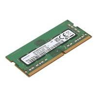 Lenovo - DDR4 - module - 8 Go - SO DIMM 260 broches - mémoire sans tampon