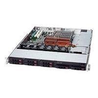Supermicro SC113 TQ-700CB - Montable sur rack - 1U - ATX étendu