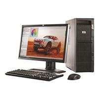 HP Workstation z600 - MT - Xeon E5620 2.4 GHz - 8 GB - 250 GB (Language: English / region: United States)