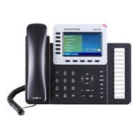 Grandstream GXP2160 Enterprise IP Phone - VoIP phone - 5-way call capability
