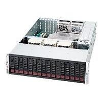 Supermicro SC936 E1-R900B - rack-mountable - 3U - extended ATX  RM