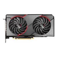 MSI RX 5500 XT GAMING X 8G - graphics card - Radeon RX 5500 XT - 8 GB - black, gun metal gray