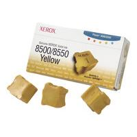 Xerox Phaser 8500/8550 - 3 - yellow - solid inks