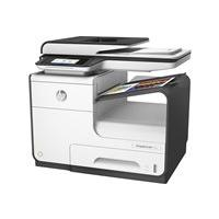 HP PageWide Pro 477dw - multifunction printer - color (English, French, Spanish / Canada, United States)
