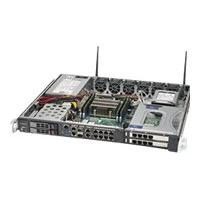 Supermicro SuperServer 1019D-FHN13TP - rack-mountable - Xeon D-2146NT - 0 GB