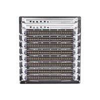 HPE FlexFabric 12908E Switch Chassis - switch - managed - rack-mountable