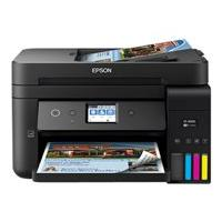 Epson WorkForce ST-4000 EcoTank Color MFP Supertank Printer - multifunction printer - color