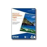 Epson - paper - 50 sheet(s) - 203 x 254 mm