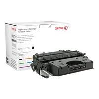 Xerox - à rendement étendu - noir - originale - cartouche de toner (alternative pour: HP CE505X)