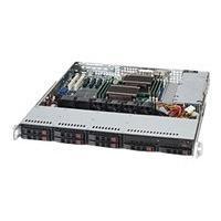 Supermicro SC113M TQ-330CB - rack-mountable - 1U - ATX KRM