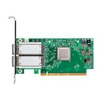 Mellanox ConnectX-6 HDR100 IB Dual-port x16 PCIe3.0 HCA - network adapter