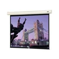 Da-Lite Cosmopolitan Electrol Video Format - projection screen - 72