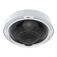 AXIS P3727-PLE - caméra de surveillance réseau - dôme