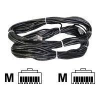 Elite Screens câble réseau - 15.2 m - noir