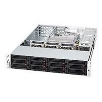 Supermicro SC826 E2-R800UB - rack-mountable - 2U - extended ATX  RM
