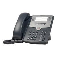 Cisco Small Business SPA 501G - VoIP phone - 3-way call capability