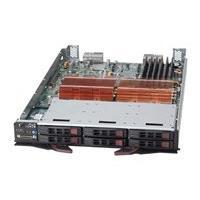 Supermicro SuperBlade SBI-7125C-S3 - blade - no CPU - 0 GB