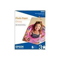 Epson - photo paper - 20 sheet(s) - Letter